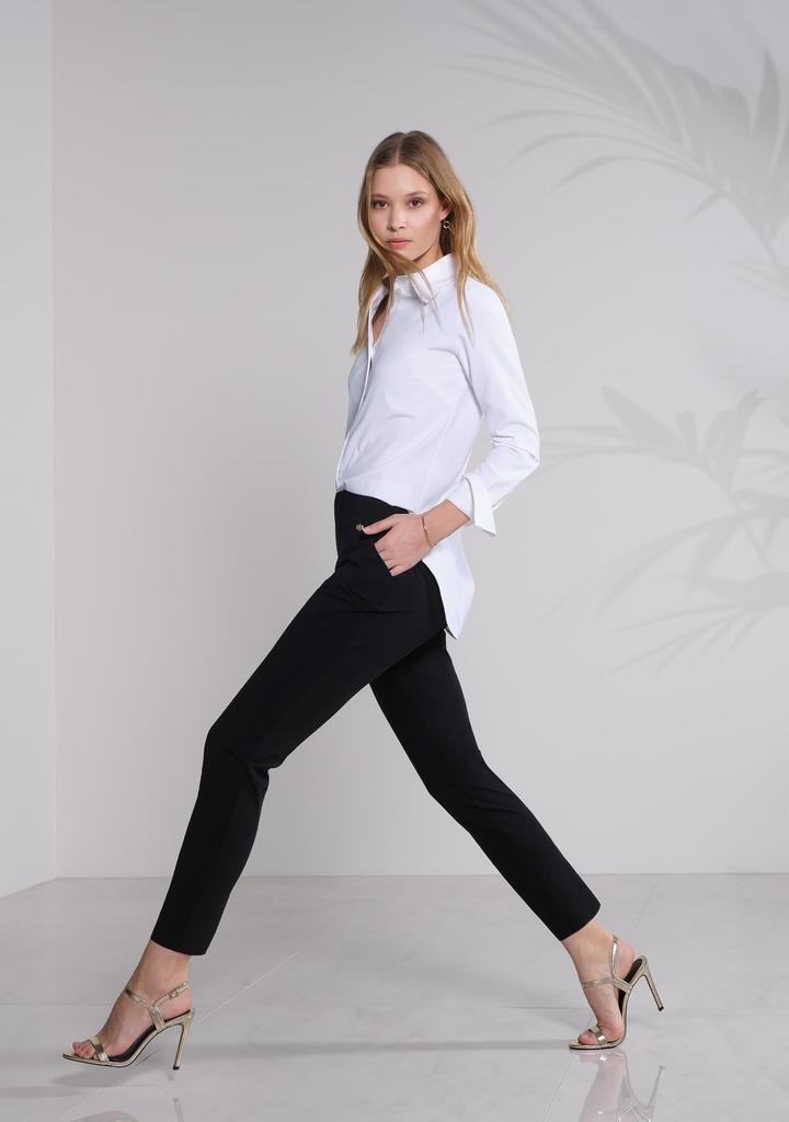 No Limit Stretch Pants black
