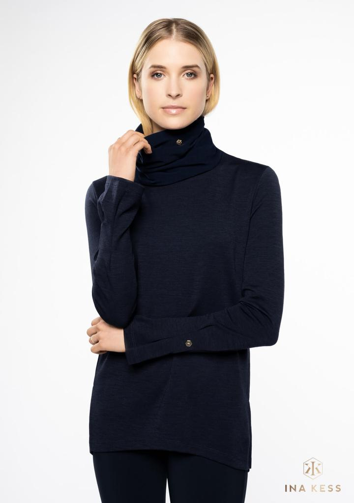 Loft Sweater navy - 0