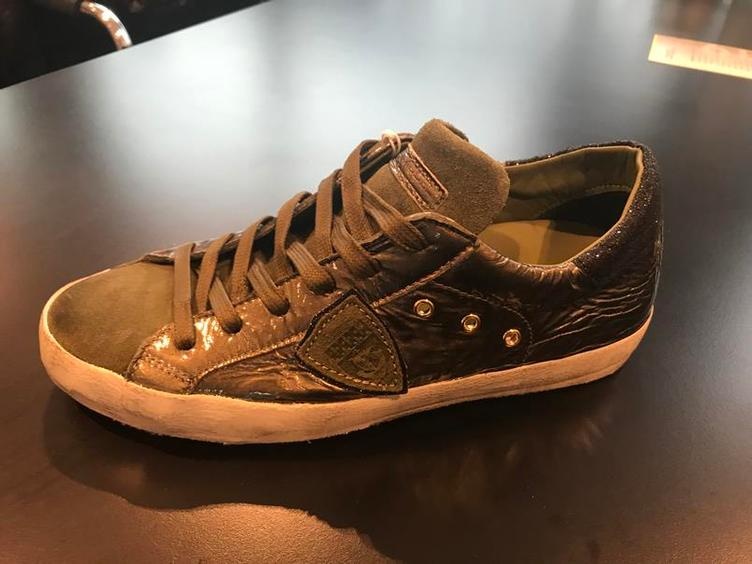 Sneakers Paris olive